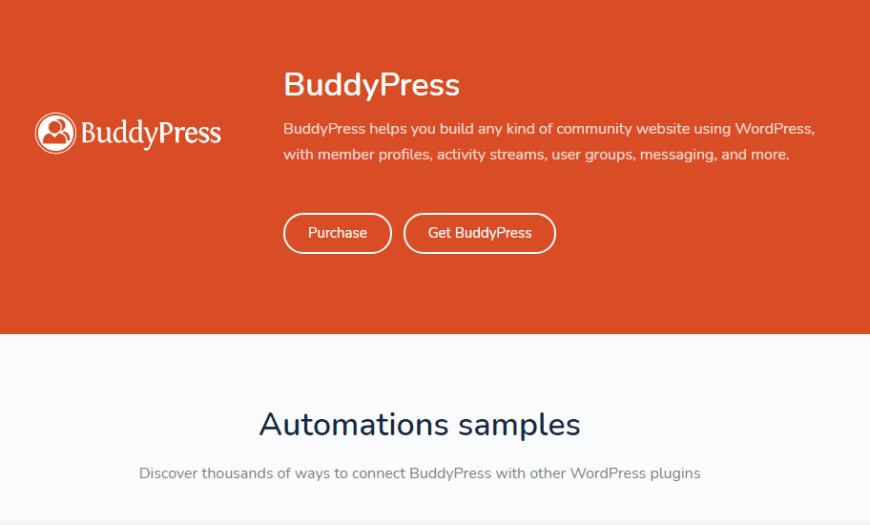 AutomatorWP BuddyPress