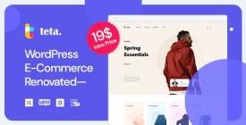 Teta - WooCommerce WordPress theme