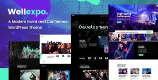 WellExpo - Event - Conference Theme