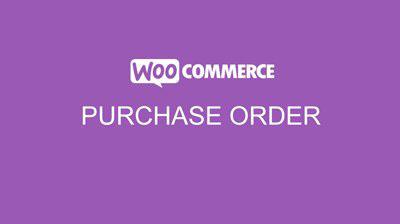 WooCommerce Purchase Order Gateway