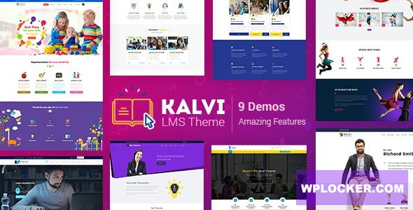 Kalvi - LMS Education