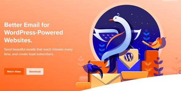 Mailpoet Premium - WordPress Plugin