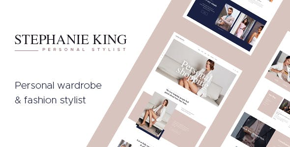 S.King - Personal Stylist and Fashion Blogger
