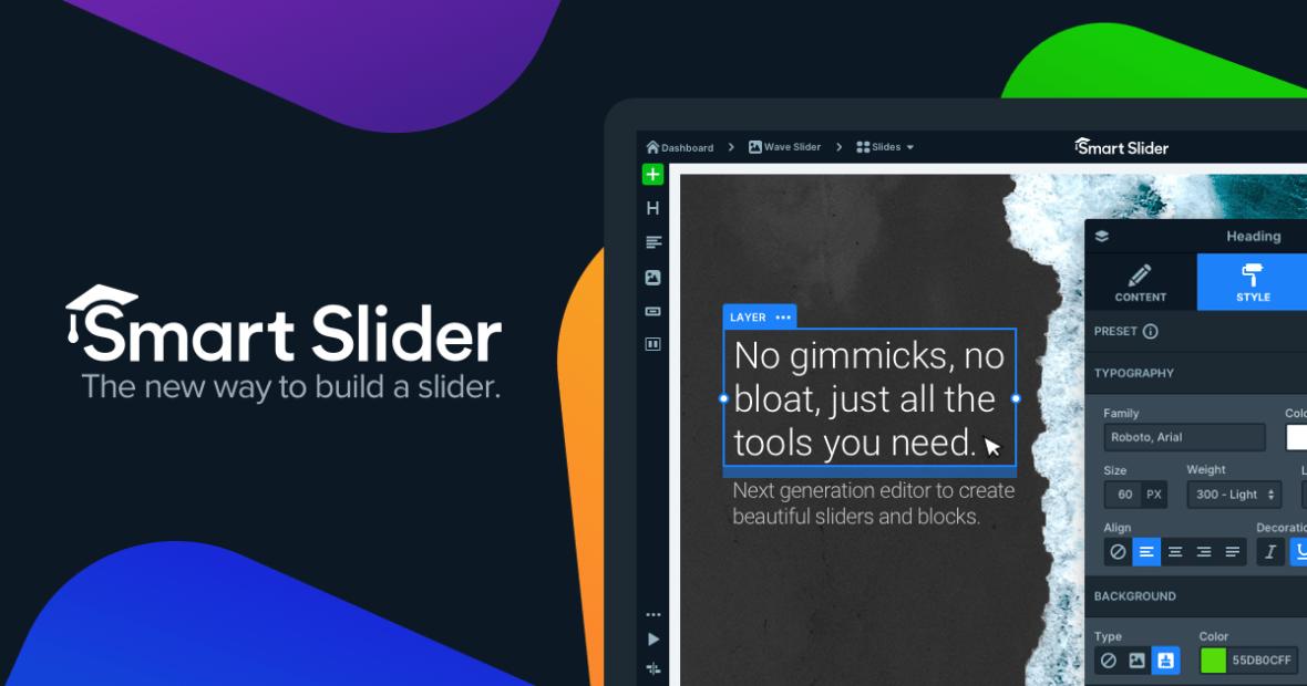 Smart Slider Pro Templates