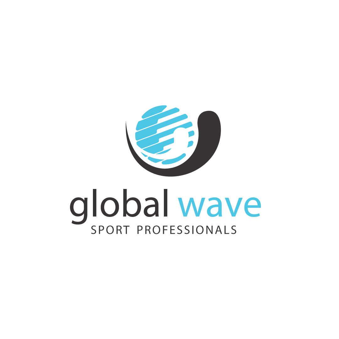 Logo de Global Wave