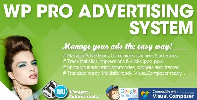 WP PRO Advertising System plugin for WordPress