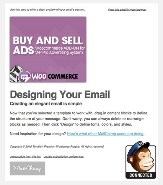 wp-pro-advertising-sytem-mailchimp