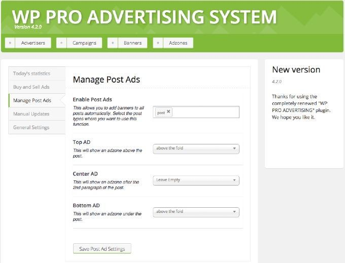 wp-pro-advertising-sytem-manage-post-ads