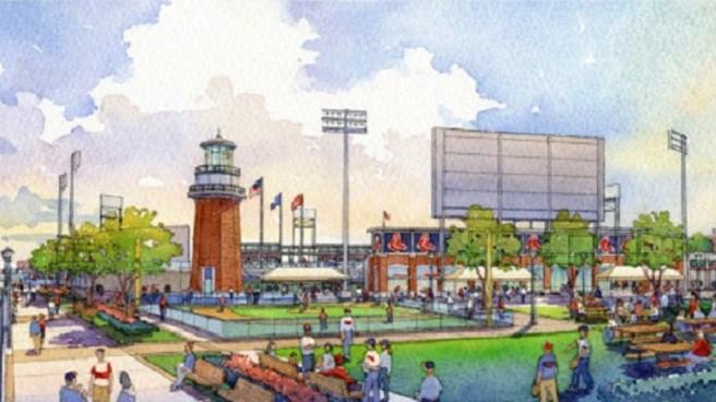 New PawSox stadium rendering_163944