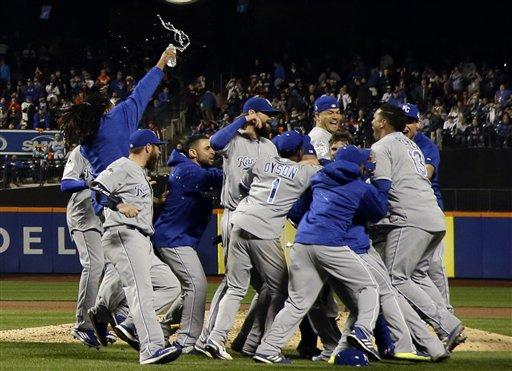 World Series Royals Mets Baseball_223491