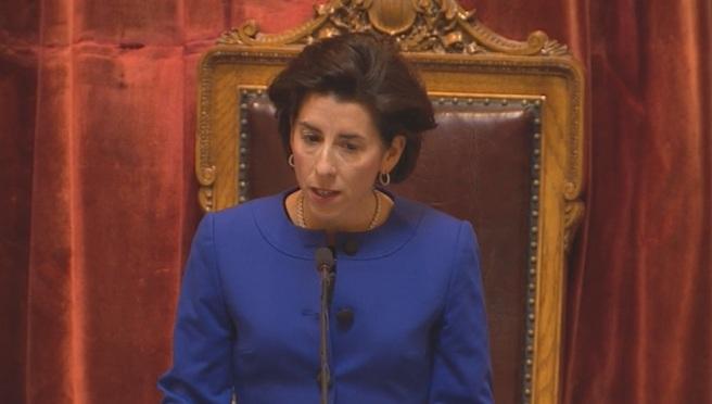Gov. Gina Raimondo state of the state address 2016_254457