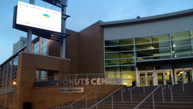 dunkin donuts center morning_224957