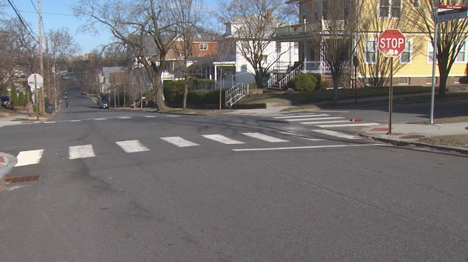 Roanoke Street in Providence - two children struck by hit-and-run driver_281874