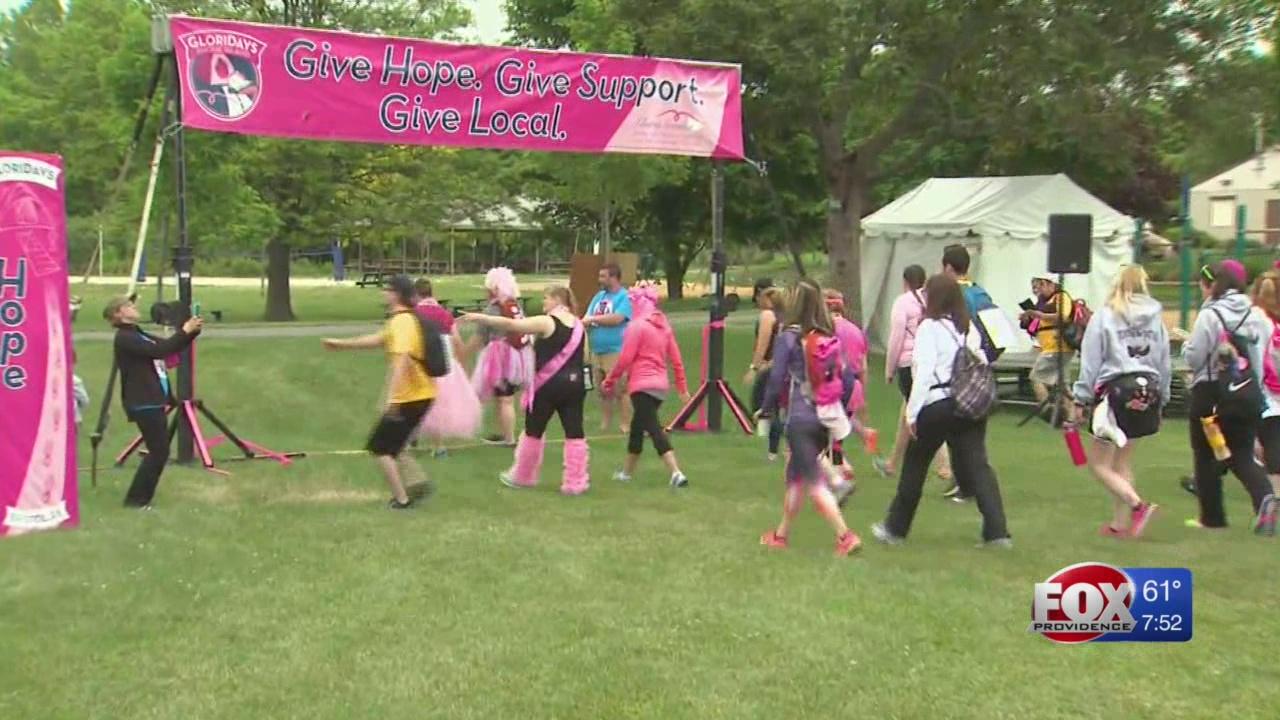 gemma breast cancer walk_311645