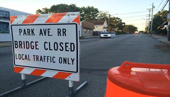 park avenue bridge closure_185572