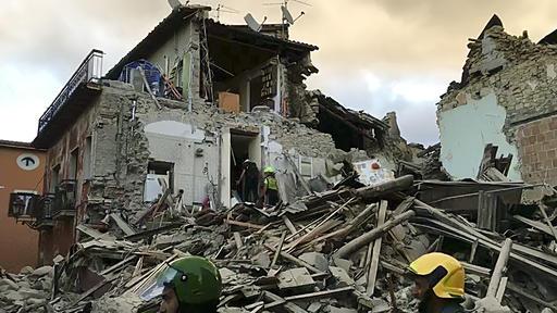 Italy Quake_347867