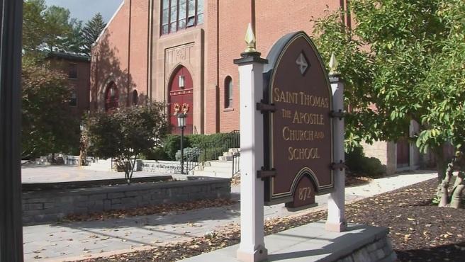 Saint Thomas the Apostle Church in Connecticut_375589