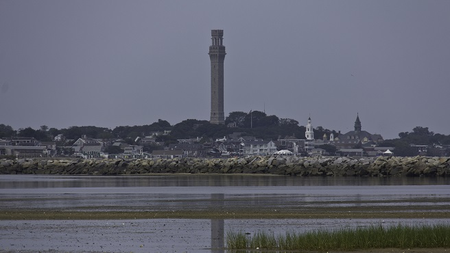 The Pilgrim Monument._396214