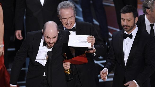 Jordan Horowitz, Warren Beatty, Jimmy Kimmel_432714