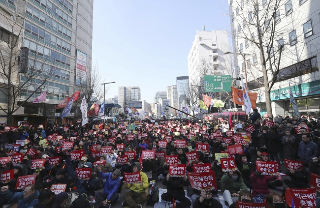 South Korea Politics_439507