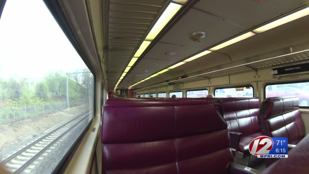 RIDOT Offering Free Train Rides at Wickford Junction