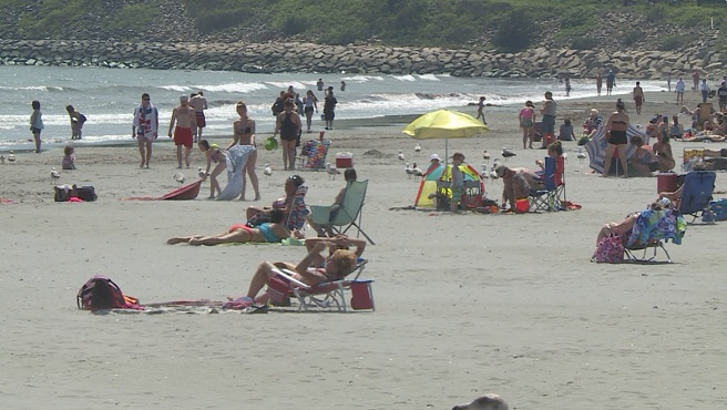 Easton's Beach Newport_480685