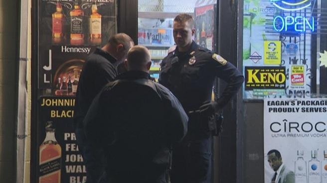 Taunton liquor store robbery shooting Cohannet Street_467304