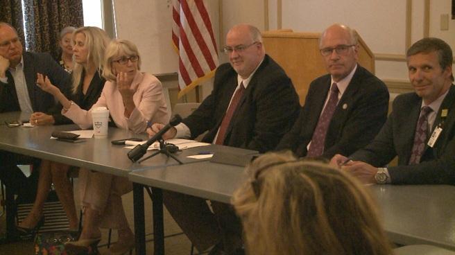 Rep. Bill Keating opioid forum_520688