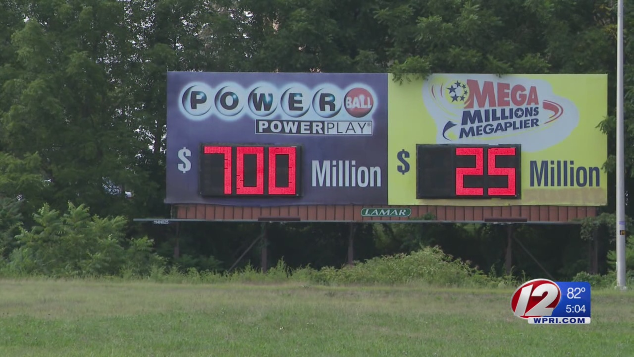 Second-Largest Jackpot in US History Up for Grabs