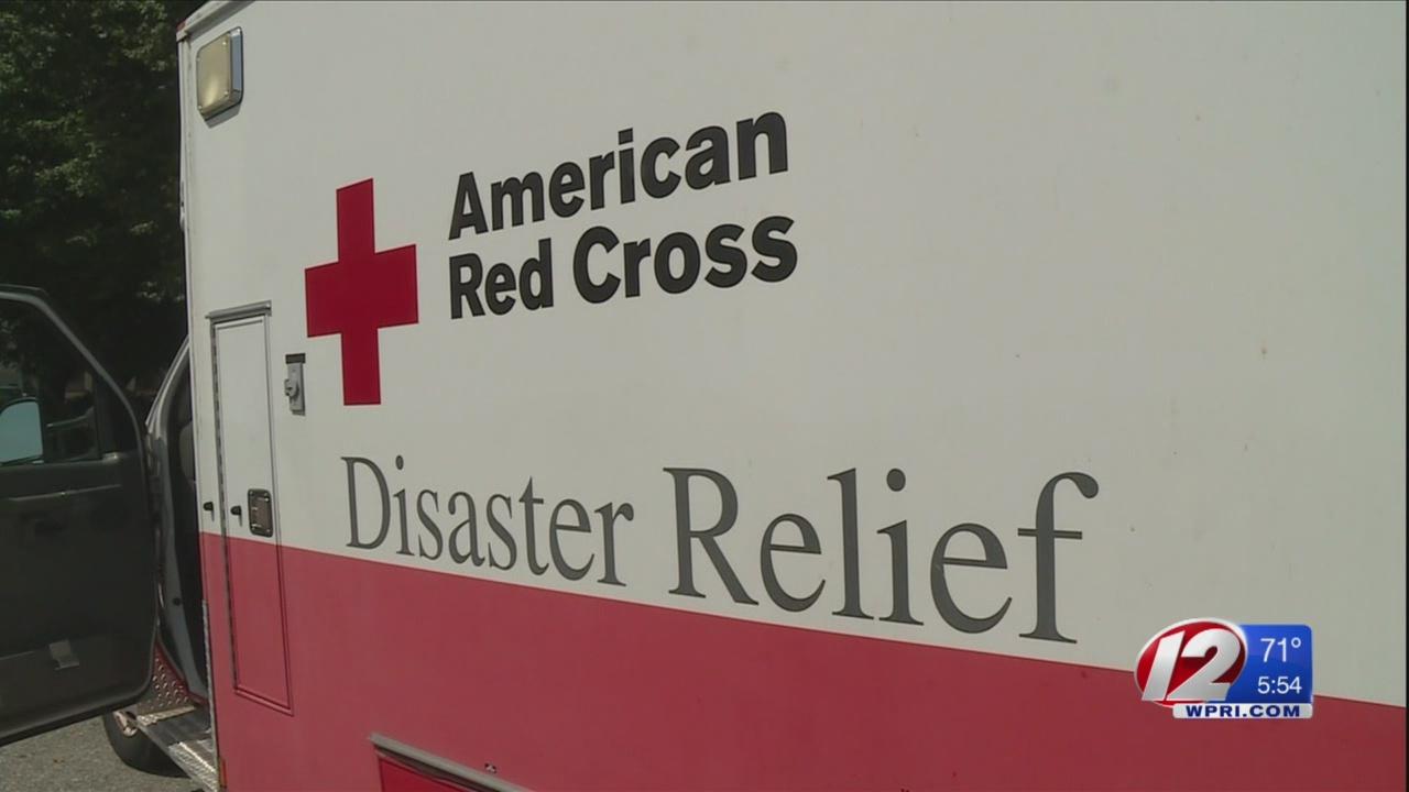Brand new RI Red Cross volunteers rush to help Irma victims