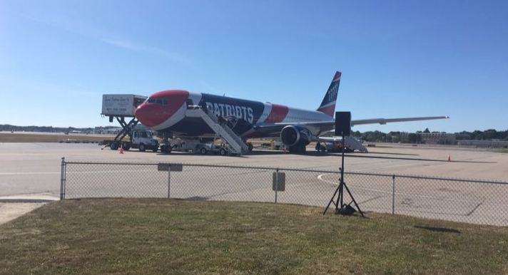 Patriots plane Air Kraft_564507