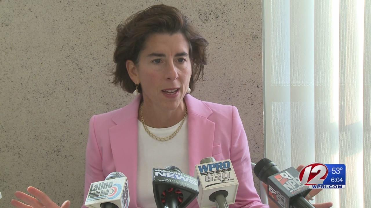 Governor Gina Raimondo 10-31-2017_580539