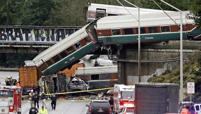 Train Derailment Washington State_608337