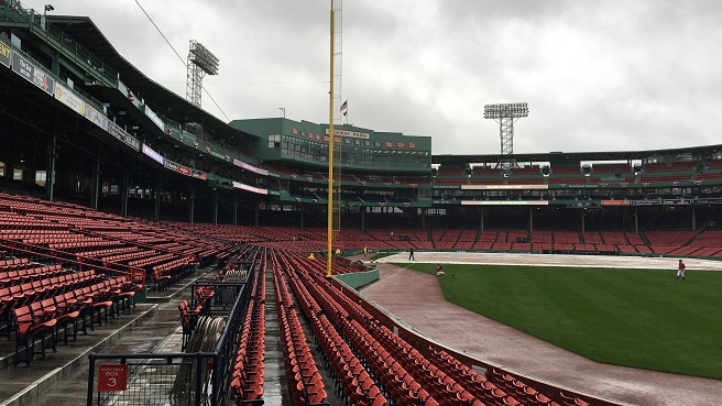 Red Sox plan 'dramatic' expansion of Fenway safety netting