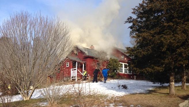 Foster fire Danielson Pike_626216