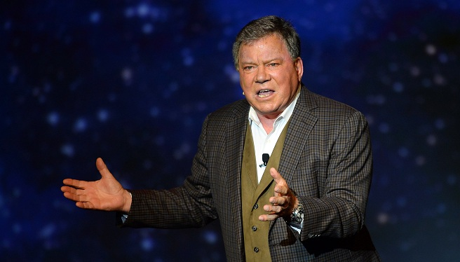 William Shatner's One-Man Show _Shatner's World_ We Just Live In It_ At The MGM Grand_647551