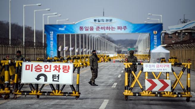 Activities Around DMZ Ahead Of PyeongChang 2018_643921