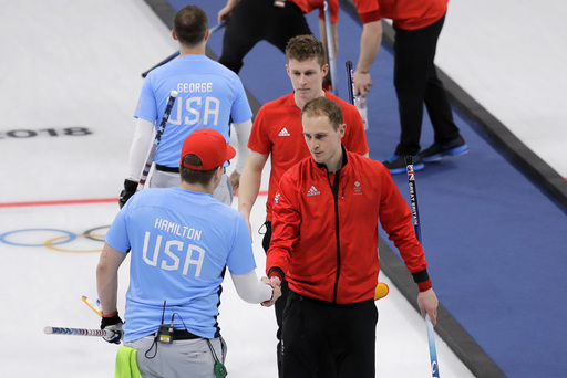 Pyeongchang Olympics Curling Men_650360