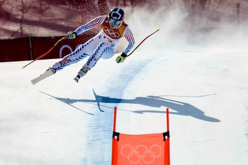 Pyeongchang Olympics Alpine Skiing_650306