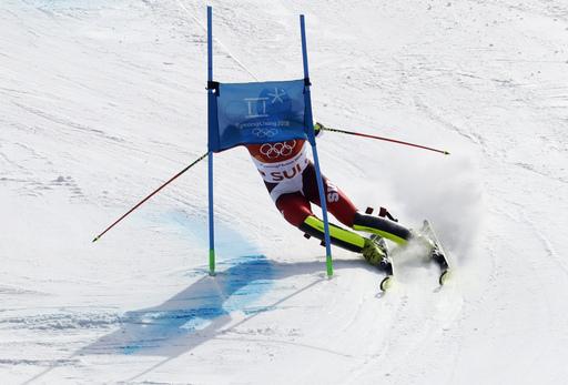 Pyeongchang Olympics Alpine Skiing_650437