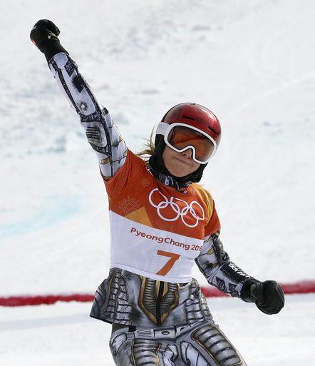 Pyeongchang Olympics Snowboard Women_650427