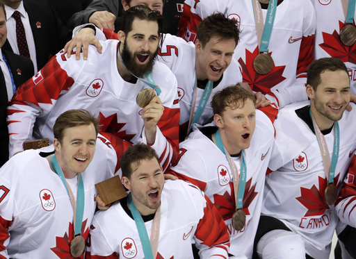 Pyeongchang Olympics Ice Hockey Men_650639