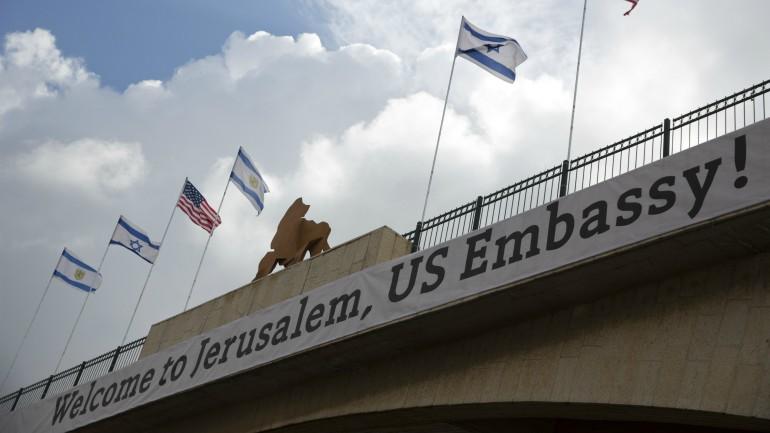 Israel embassy