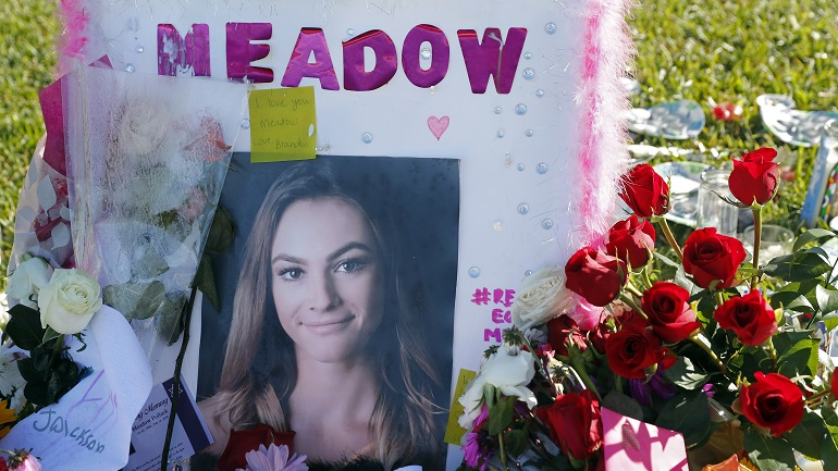 meadow pollack parkland florida shooting victim