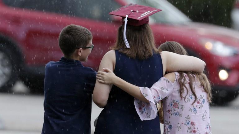 parkland hs graduation