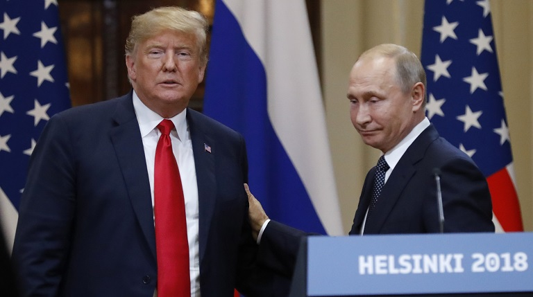 Finland Trump Putin Summit_1531760723026