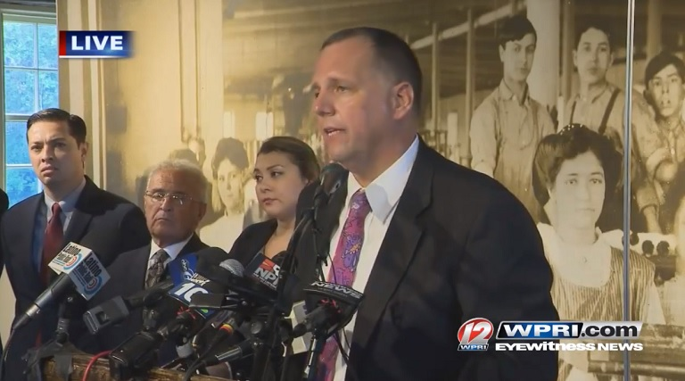 Pawtucket Mayor Donald Grebien discusses PawSox relocation