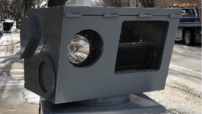 Speed cameras to return to Providence school zones | WPRI com