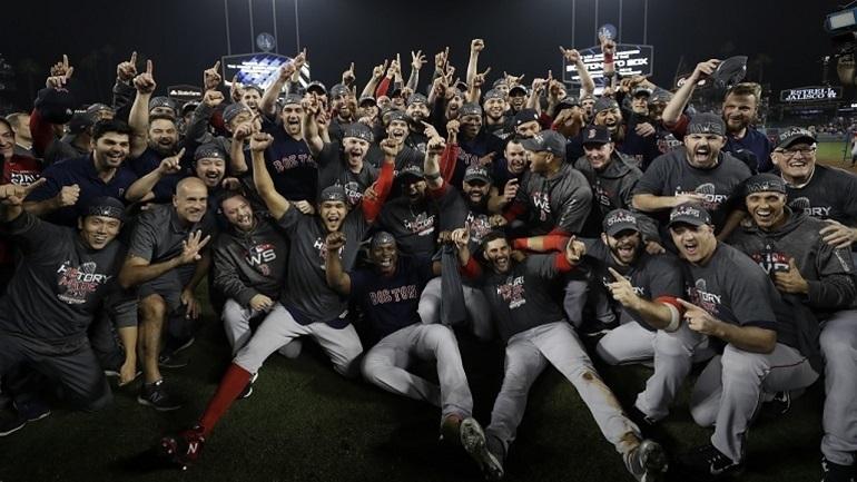 Sox parade Wednesday