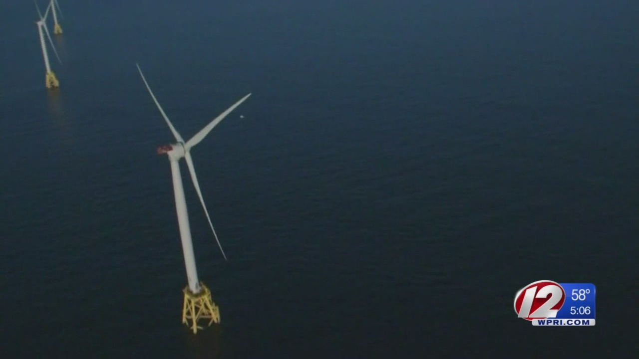 Danish offshore wind company buys RI's Deepwater Wind